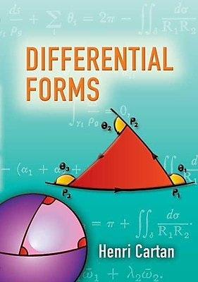 Differential Forms (Dover Books on Mathematics) Henri Cartan Paperback