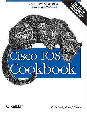 Cisco IOS Cookbook Kevin Dooley, Ian Brown Paperback