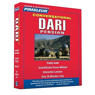 Dari Persian, Conversational Pimsleur Audiobook