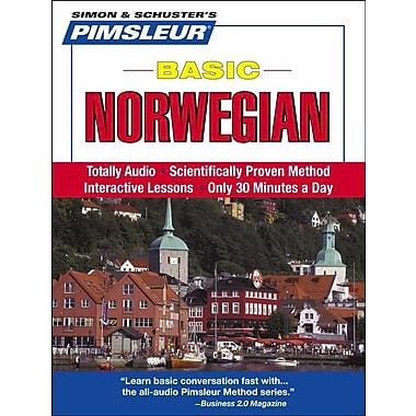 Norwegian, Basic: Learn to Speak and Understand Norwegian with Pimsleur Language Programs Audiobook