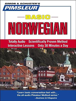 Norwegian, Basic: Learn to Speak and Understand Norwegian with Pimsleur Language Programs Audiobook
