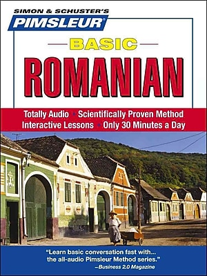 Romanian, Basic