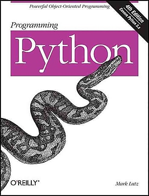 Programming Python Mark Lutz Paperback