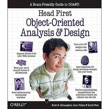 Head First Object-Oriented Analysis and Design Paperback