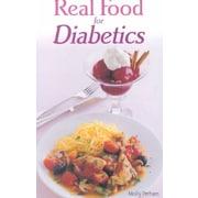 Real Food for Diabetics Molly Perham Paperback