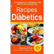Recipes for Diabetics: Revised and Updated Billie Little Mass Market Paperback