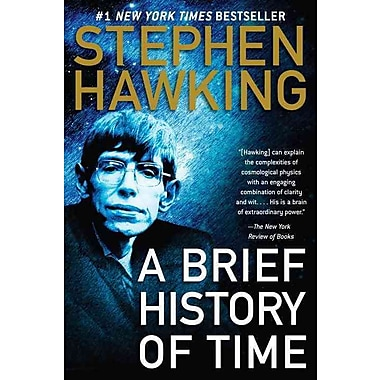 A Brief History of Time Stephen Hawking Paperback