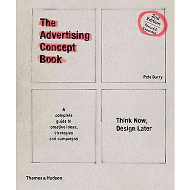 Advertising Concept Book (Second Edition) Pete Barry Paperback
