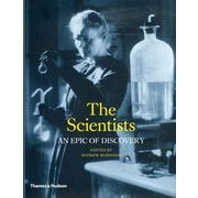 The Scientists: An Epic of Discovery Andrew Robinson Hardcover