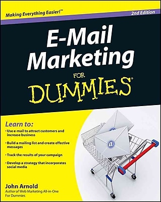 E-Mail Marketing For Dummies Arnold Paperback