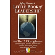 The Little Book of Leadership Jeffrey H. Gitomer Hardcover
