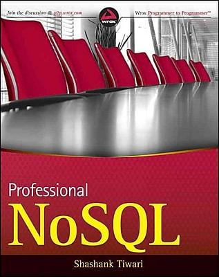 Professional NoSQL Shashank Tiwari Paperback
