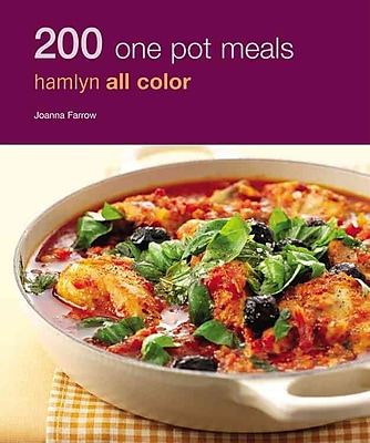 200 One Pot Meals Hamlyn All Color Joanna Farrow Paperback