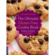 The Ultimate Gluten-Free Cookie Book Roben Ryberg Paperback
