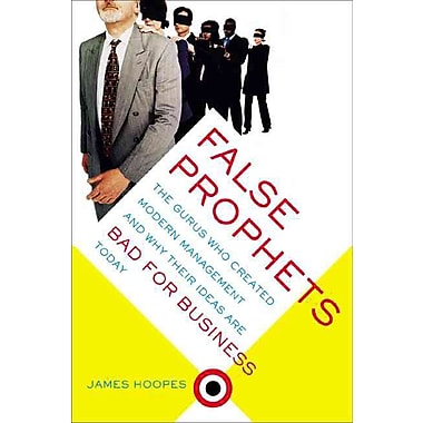 False Prophets James Hoopes Paperback