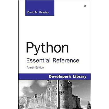 Python Essential Reference (4th Edition) David M. Beazley Paperback