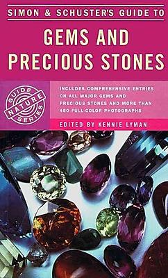 Simon & Schuster's Guide to Gems and Precious Stones Simon & Schuster Paperback