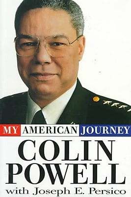 My American Journey: An Autobiography Colin Powell, Joseph E. Persico Hardcover