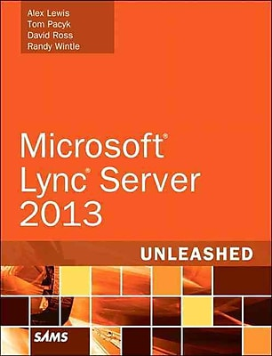 Microsoft Lync Server 2013 Unleashed (2nd Edition) Paperback