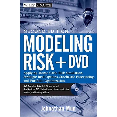 Modeling Risk, + DVD Johnathan Mun Hardcover