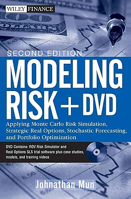 Modeling Risk, + DVD Johnathan Mun Hardcover