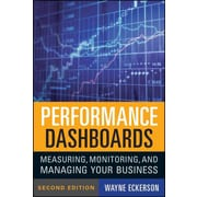 Performance Dashboards: Measuring, Monitoring, and Managing Your Business Hardcover