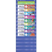 Daily Schedule Scholastic Inc Mixed Media