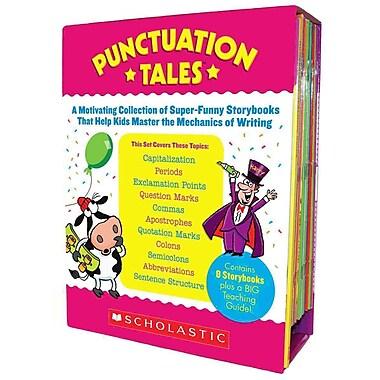 Punctuation Tales Liza Charlesworth Paperback