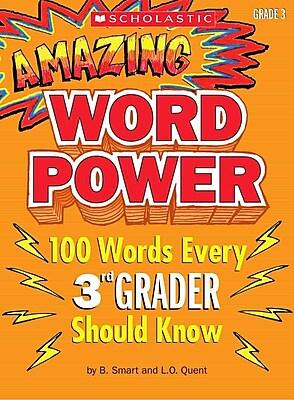 Amazing Word Power Patrick Daley , Virginia Dooley , Jaime Lucero Grade 3