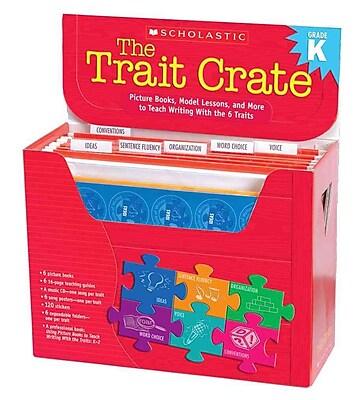 The Trait Crate Ruth Culham Kindergarten