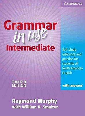 Grammar in Use Intermediate Raymond Murphy Student's Book with Answers