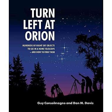 Turn Left at Orion Guy Consolmagno, Dan M. Davis Spiral-Bound