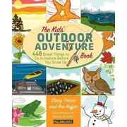 The Kids' Outdoor Adventure Book Stacy Tornio, Ken Keffer Paperback