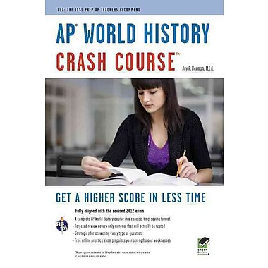 average ap world history essay score