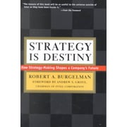 Strategy Is Destiny: How Strategy-Making Shapes a Company's Future Hardcover