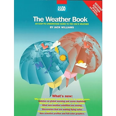 The Weather Book: An Easy-to-Understand Guide to the USA's Weather Jack Williams Paperback