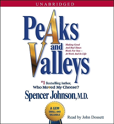 Peaks and Valleys Spencer Johnson M.D. CD