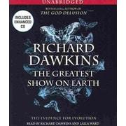 The Greatest Show on Earth: The Evidence for Evolution Richard Dawkins Audiobook