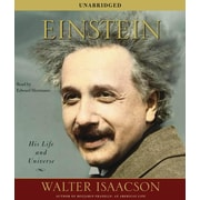 Einstein: His Life and Universe CD