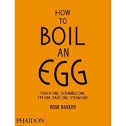 How to Boil an Egg Rose Carrarini Hardcover