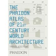 Phaidon Atlas of 21st Century World Architecture Phaidon Press Flexibound