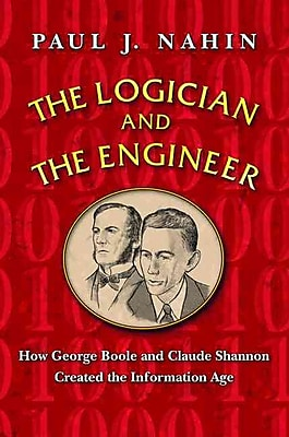 The Logician and the Engineer Paul J. Nahin Hardcover
