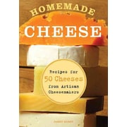Homemade Cheese: Recipes for 50 Cheeses from Artisan Cheesemakers Janet Hurst Paperback