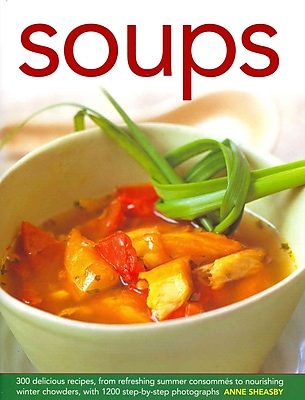 Soups Anne Sheasby Hardcover