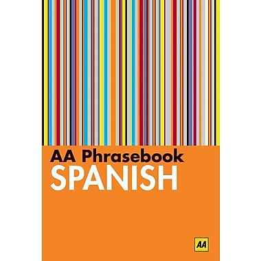 AA Phrasebook Spanish (Spanish Edition) AA Publishing Paperback