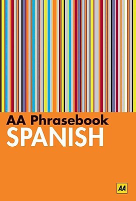 AA Phrasebook Spanish (Spanish Edition)