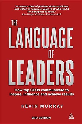 The Language of Leaders Kevin Murray Paperback