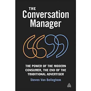 The Conversation Manager Steven Van Belleghem Paperback