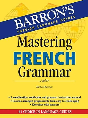Mastering French Grammar (Barron's Foreign Language Guides)