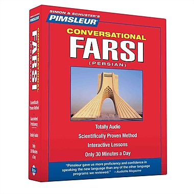 Farsi Persian, Conversational: Learn to Speak and Understand Farsi Persian